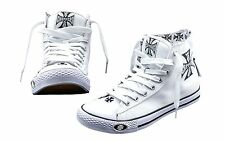 CONVERSE SHOES SNEAKERS WEST COAST CHOPPERS WARRIOR TAILLE 44 WHITE