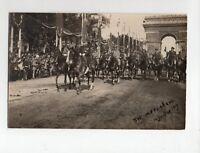 PARIS - 14 Juli 1919 - Die Marschälle (J2863)