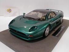 "Top Marques TOP 39A - Jaguar XJ 220 Baujahr 1992 "" grün metallic "" 1:18  NEU !!"