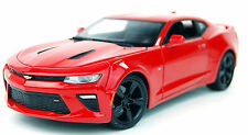 CHEVROLET CAMARO 1:18 Scale Metal Diecast Toy Car Model Models Red