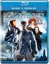 Seventh Son Blu-ray UV Copy 3d Lenticular Slipcover