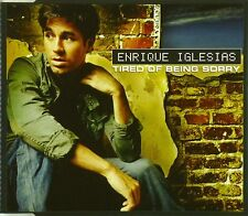 Maxi CD - Enrique Iglesias - Tired Of Being Sorry - #A2695