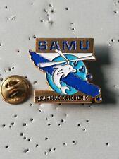 Pin's Pins Nouvelle Calédonie SAMU dauphin hélicoptère secours