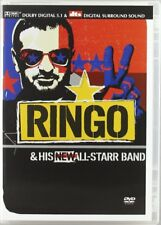 RINGO & his new all-star band // DVD neuf