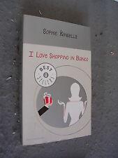 SOPHIE KINSELLA - I LOVE SHOPPING IN BIANCO - OSCAR MONDADORI -SR27
