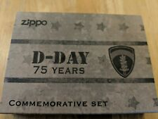 Normandy ZIPPO LIMITED EDITION D-DAY 75th ANNIVERSARY             r0095