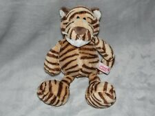 NICI TIGER SOFT TOY BROWN COMFORTER DOUDOU