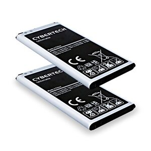 2X (QTY:2) New High Capacity Replacement Battery for SamSung Galaxy S5 i9600