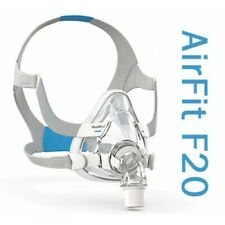 Resmed Airfit F20 Full Face Mask with Headgear (size L)