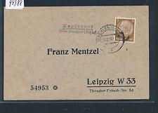 99988) Landpost L2 Karlsdorf über Strehlen (Schles, DS 1938
