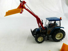 New Holland 6635 Die-cast model tractor Ertl 1-32