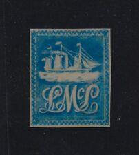 ***REPLICA*** of 1847 Trinidad & Tobago, SG 1, 5c Blue Lady McLeod