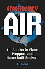 NEW Emergency Air: for Shelter in Place Preppers and Home Built Bunkers