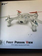 NEW Hubsan X4 FPV 5.8GHz 6 Axis RC Quadcopter LCD Video Camera Transmitter RTF