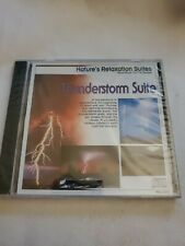 THUNDERSTORM SUITE - Nature's Relaxation Suites: Thunderstorm Suite - CD NEW