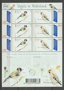 S36700 Netherlands Holland Europa Cept MNH 2019 S/S Bird Birds