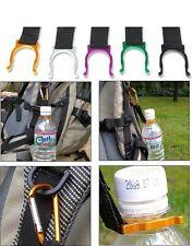 Karabiner Flaschenhalter für PET-Flaschen alle Größen bis 5kg 12cm lang Neu guck