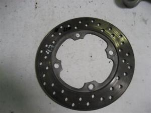 HONDA CBR 600 RR PC37 BREMSSCHEIBE HINTEN BRAKE DISC REAR 4,7 mm