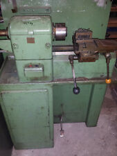 Mechaniker Drehbank Drehmaschine Lorch