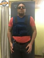 Police Force Bullet-Proof / Body Armor Vest Level IIIA 3A
