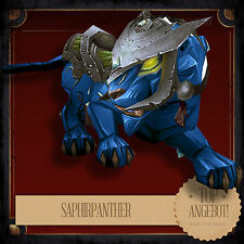 » Saphirpanther | Sapphire Panther | World of Warcraft | WoW | Reittier Mount «