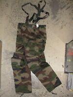 Pantalon Félin satin taille 8C neuf Armée Française combat bariolé camouflé C/E
