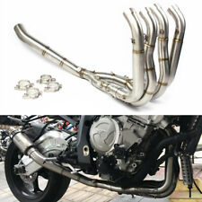 New Motorcycle Stainless Steel Exhaust Header Pipe For BMW S1000RR 2010-2018