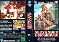 (VHS) Alexander der Große - Richard Burton, Fredric March, Claire Bloom (1955)