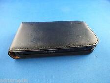 Handy Cover Tasche Flip Style Case für Samsung S5830 Galaxy Ace HUGO BOSS ETUI