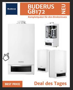 Buderus Logamax Plus GB172, 14 kW, mit BC25 Basisregelung - 7716010416