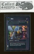 Star Wars CCG Reflections III 3: Watto AI Foil SRF (SWCCG) *A*