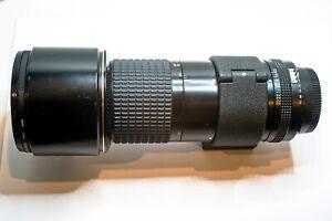*REDUCED*  NIKKOR 300mm F4.5 EDIF AiS Lens (s/n:237000) +72mm Kenko Pro filter.