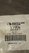 Boston Gear 12954 steel worm gear