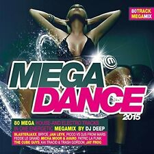 DJ Deep Megadance 2015 (mix) [2 CD]