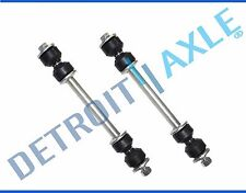 Both (2) Front Suspension Stabilizer Sway Bar End Link for Cadillac Chevrolet