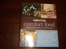 Southern Living Comfort Food Foreward By Pat Conroy HBDJ Like New