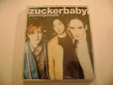 Zuckerbaby - Overexposure (Promo CD, 2000, Canada) Universal Music, Socan