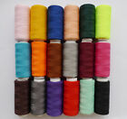 2,10 pcs 100% polyester thread 218 yards each Spool