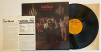 Cold Blood - First Taste Of Sin - 1972 US 1st Press PROMO (NM) Ultrasonic Clean