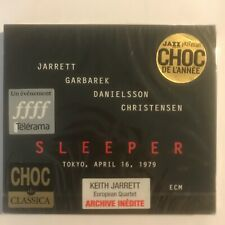 Keith jarrett sleeper 2 cd neuf sous blister