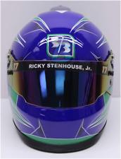 NASCAR 2017 RICKY STENHOUSE #17 5/3 BANK MINI HELMET 1ST CUP WIN