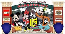 Downtown Disney Springs Entrance Scrapbook Paper Die Cut Piece