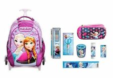 Bundle Disney Frozen School Supplies X-bag Trolley Pencil Case & More