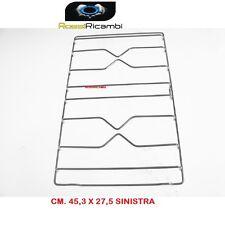 REX ZANUSSI CASTOR ZOPPAS -GRIGLIA IN ACCIAIO 2 FUOCHI CUCINA GAS 45,3 X 27,5 SX