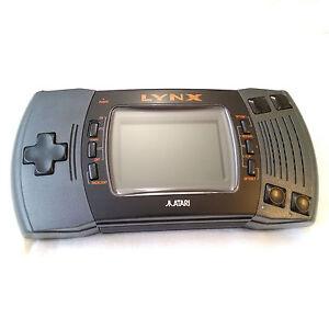 Console de jeu Atari LYNX II neuve (spéciale collectionneur) #CKDB