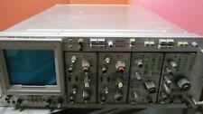 Tektronix R7844 Dual Beam Oscilloscope With 4 Modules
