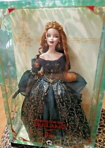 Barbie Doll Legends of Ireland Aine Silver Label Ages 6 and Over Mattel