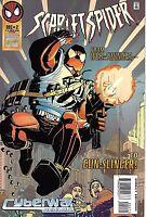 Scarlet Spider Comic Issue 2 Modern Age First Print 1995 John Romita Williamson