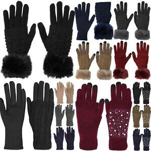 Women's Texting Gloves and Fingerless Arm Warmer Set