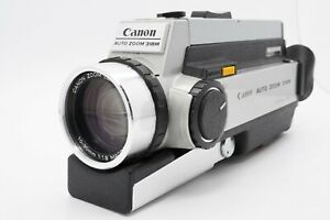 [Near MINT Full Works] Canon Auto Zoom 318M Super 8 8mm Movie Camera From Japan